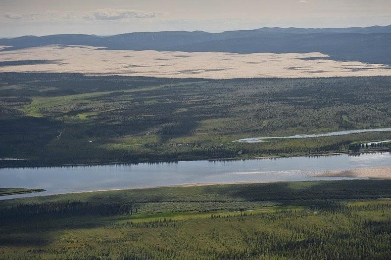 بیابانی باور نکردنی در آلاسکا +تصاویر