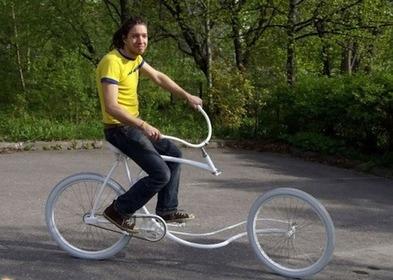 0741 دوچرخه جالب و دیدنی /عکس