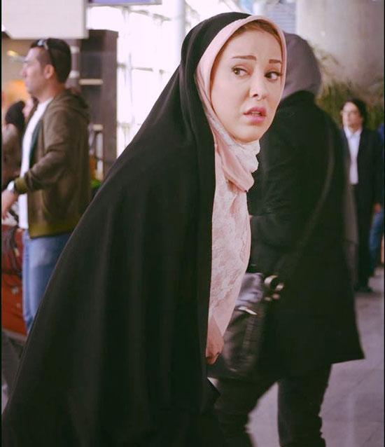 شیما محمدی در فیلم جدید سینمایی /تصاویر