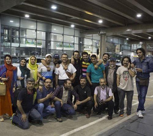 132917 997 تصاویر بازیگران ایرانی در برزیل