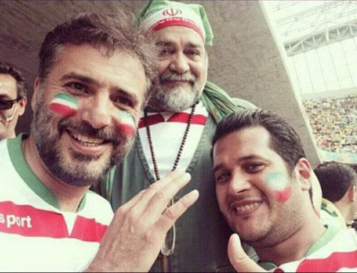 132931 125 تصاویر بازیگران ایرانی در برزیل