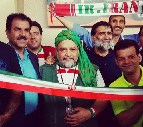 132932 793 تصاویر بازیگران ایرانی در برزیل