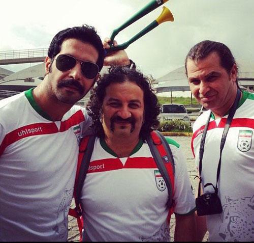 132934 142 تصاویر بازیگران ایرانی در برزیل