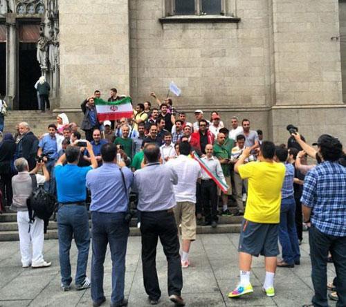 132935 822 تصاویر بازیگران ایرانی در برزیل