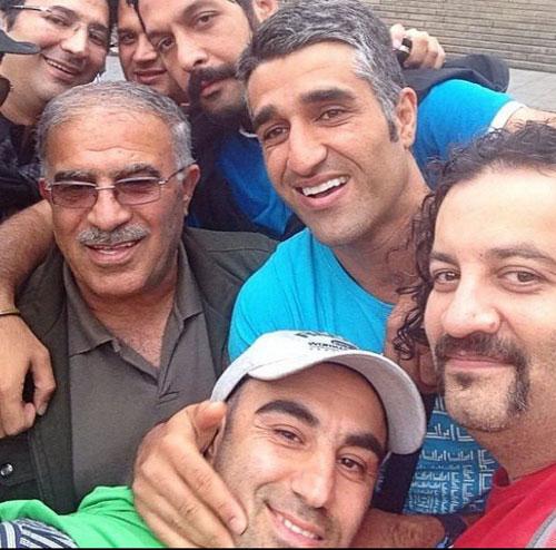 132936 764 تصاویر بازیگران ایرانی در برزیل