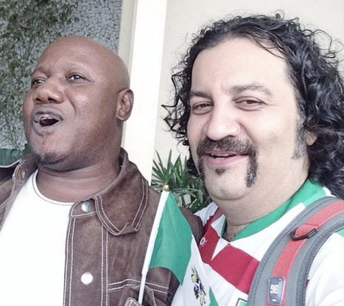 132938 137 تصاویر بازیگران ایرانی در برزیل