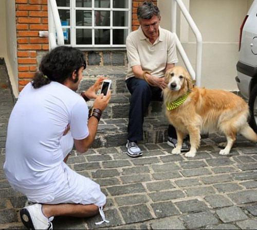 132941 389 تصاویر بازیگران ایرانی در برزیل