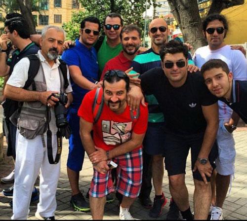 132942 389 تصاویر بازیگران ایرانی در برزیل