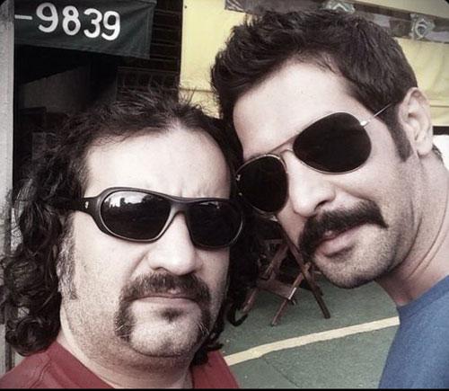 132945 919 تصاویر بازیگران ایرانی در برزیل
