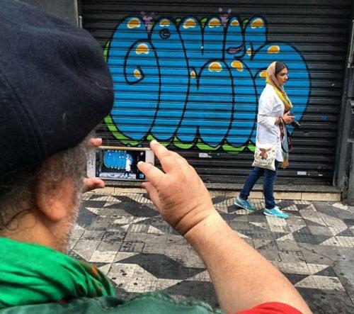 132946 921 تصاویر بازیگران ایرانی در برزیل