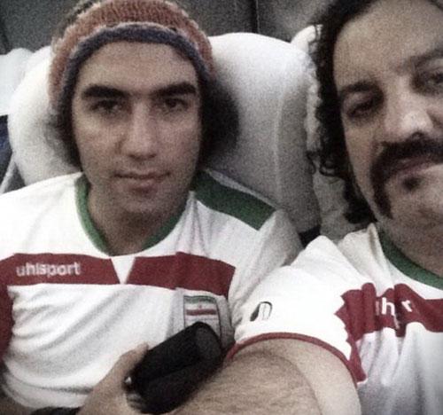 132951 662 تصاویر بازیگران ایرانی در برزیل