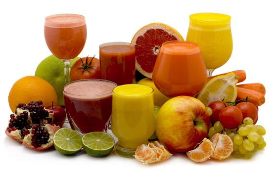 ۱۰ نوشیدنی پر ویتامین در تابستان