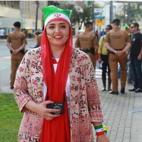 ازدواج دو بازیگر مشهور ایرانی در برزیل /تصاویر