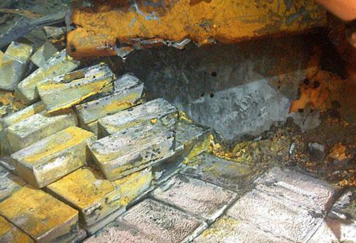 10 گنج دریایی که هنوز کشف نشده اند! +تصاویر