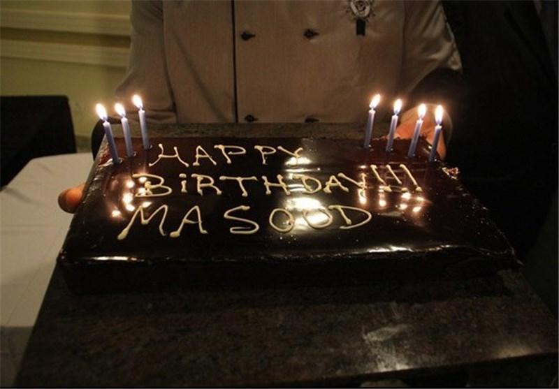 2110 تصاویری از جشن تولد مسعود شجاعی در برزیل
