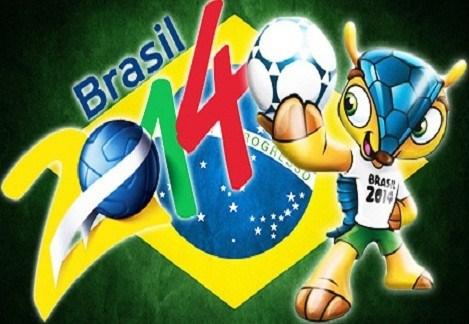 فردا آغاز جام جهانی ۲۰۱۴