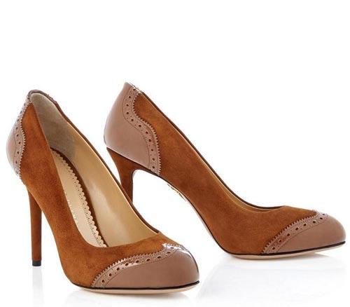 کفش مجلسی پاشنه 10 سانتی برند Charlotte Olympiaکفش های مجلسی پاشنه 10 سانتی برند Charlotte Olympia