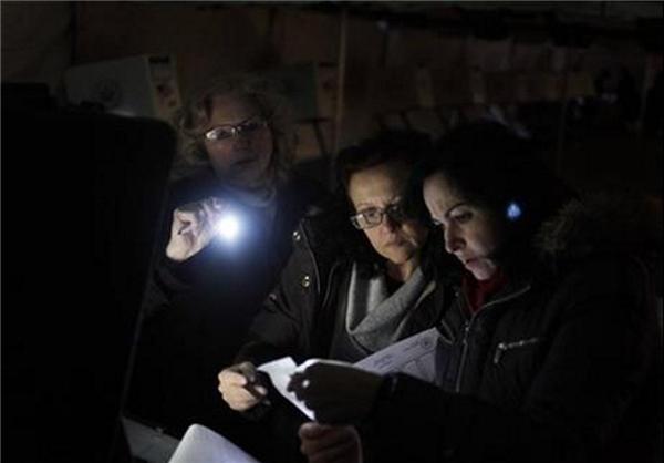خطر پیامک دادن در تاریکی
