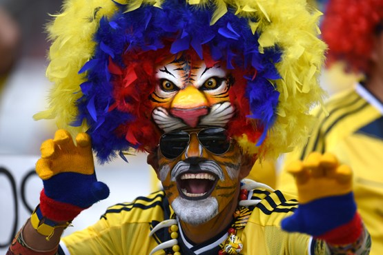 635386432672241725 عکس چهره های دیدنی جام جهانی