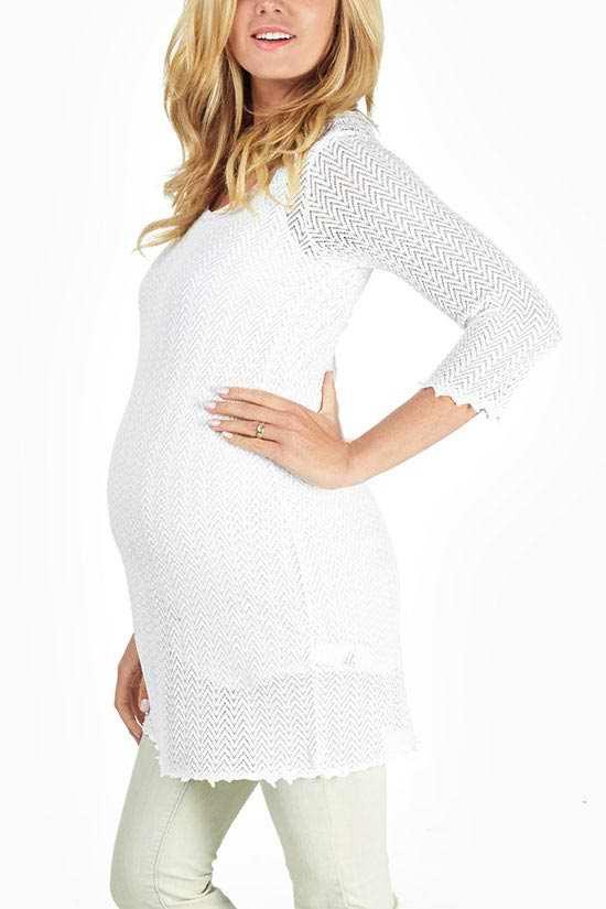 مدل های جدید لباس مجلسی بارداری