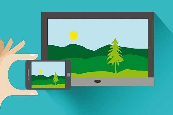 چگونه با موبایل تلویزیون تماشا کنیم؟