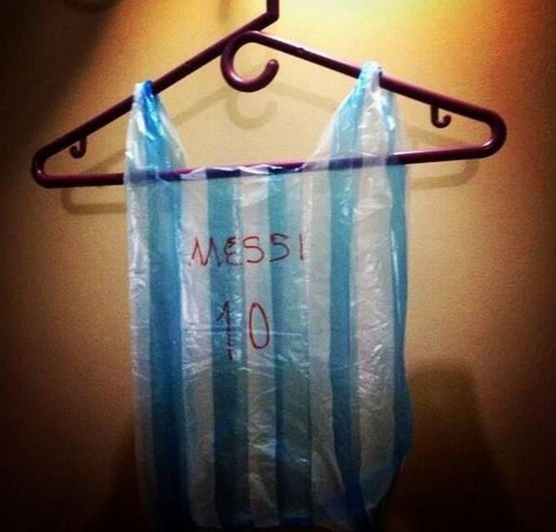 پیراهن جالب مسی /عکس
