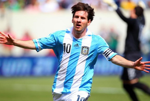 لیونل مسی بهترین بازیکن جام جهانی 2014 شد
