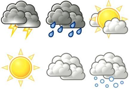 پیش بینی آب و هوا طی دو روز آینده