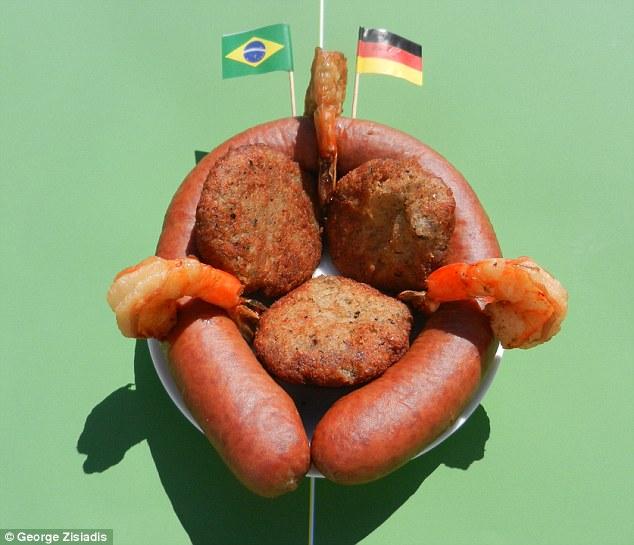 غذاهای بومی به مناسبت جام جهانی فوتبال +تصاویر