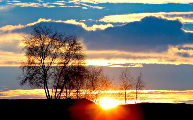 زمان طلوع و غروب آفتاب چه دعایی بخوانیم؟
