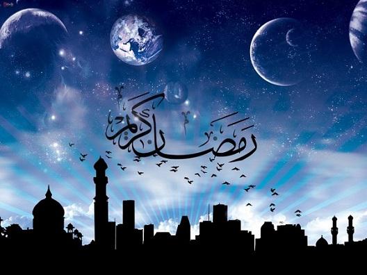 اس ام اس جدید ماه رمضان 93