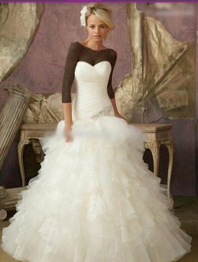 لباس عروس های بسیار زیبا تابستانی
