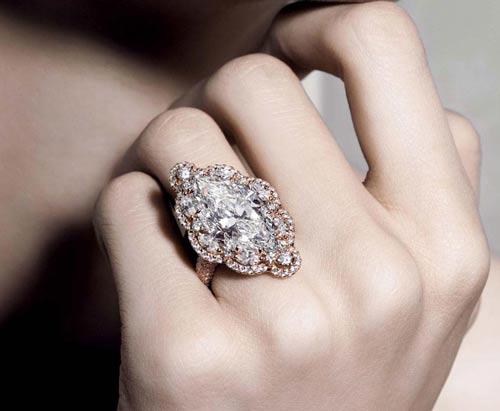جواهرات و زیورآلات گران قیمت 2014