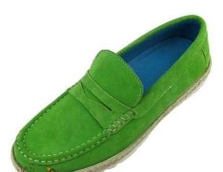 کفش کتانی مردانه مدل خارجی