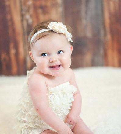 عکس دخترانه نوزاد