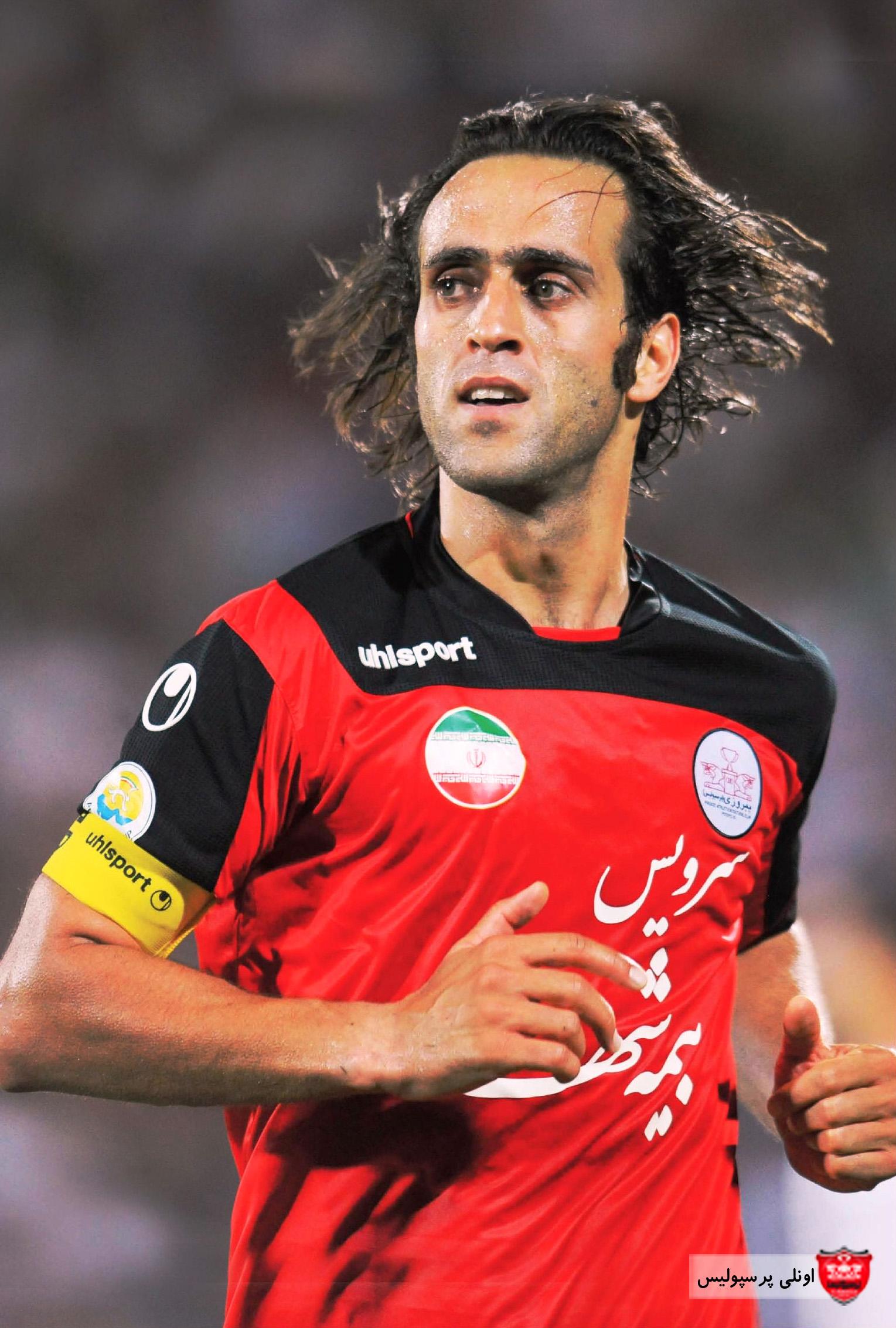 متن نامه خداحافظی علی کریمی از فوتبال
