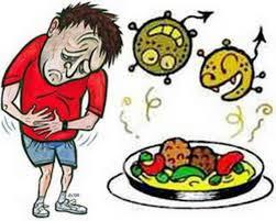 مسمومیت غذایی و درمان های ساده آن