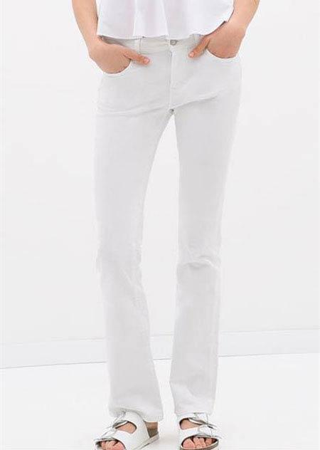 تاپ ترین مدل شلوار جین زنانه از کمپانی زارا