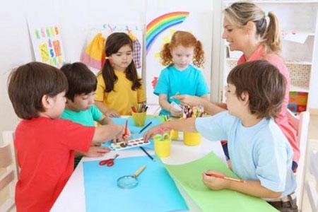تربیت کودک اجتماعی