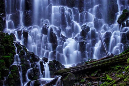 آبشار رامونا، جواهری شگفت انگیز در امریکا