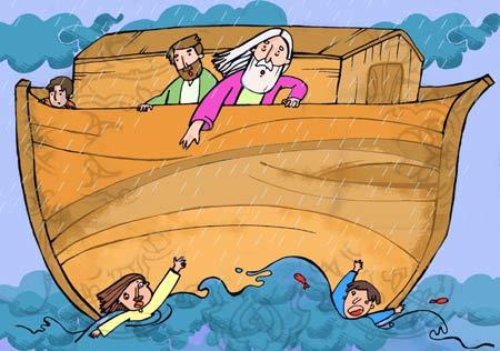 آیا قبر حضرت نوح در نهاوند است؟!