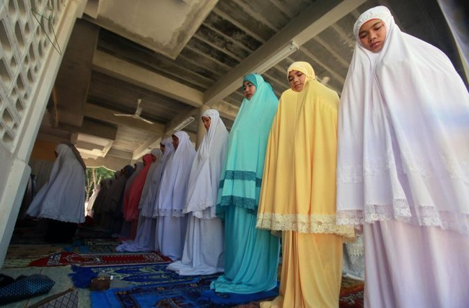 عید فطر در کشورهای مختلف