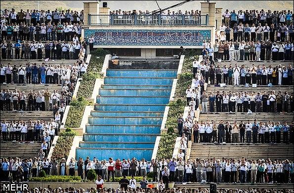 نماز عید فطر در کشورهای مختلف