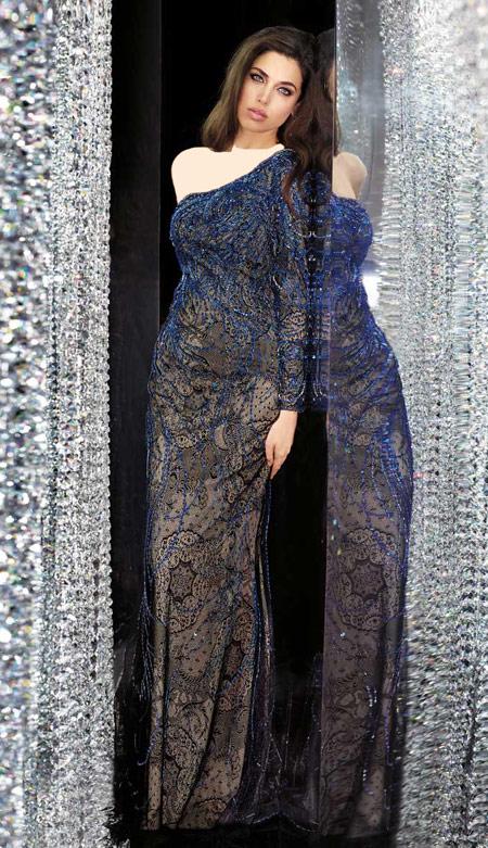 جدیدترین مدل لباس شب 2015