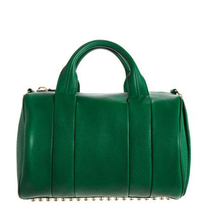 مدل های بسبار زیبا از کیف مجلسی سبز رنگ