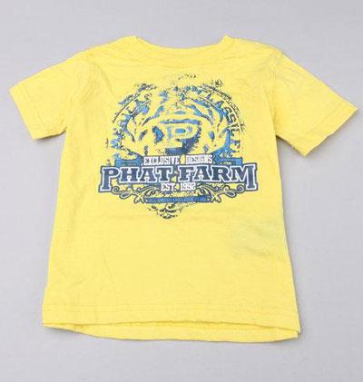 تی شرت های جذاب پسر بچه ها