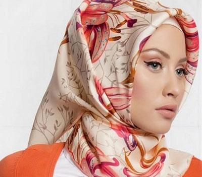 شال و روسری زنانه بسیار شیک و جدید