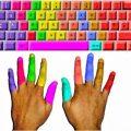 بازی آنلاین یادگیری تایپ انگلیسی