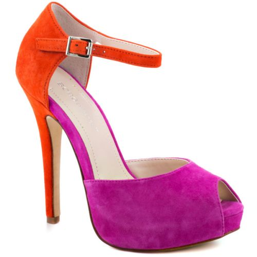 کفش های مجلسی زیبا با رنگ بنفش