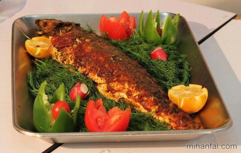 طرز تهیه ماهی تنوری خوشمزه